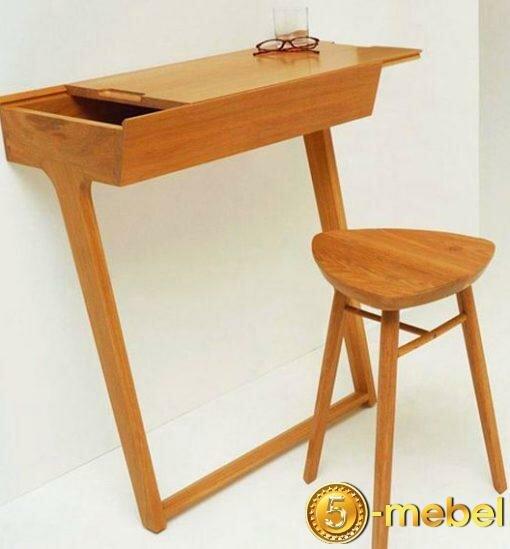 Креативный дизайнерский стол quello
