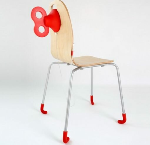 фото кресло Wind-Up Chair