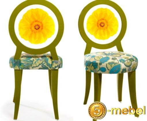 фото Floral Print Chairs